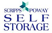 Scripps Poway Self Storage logo