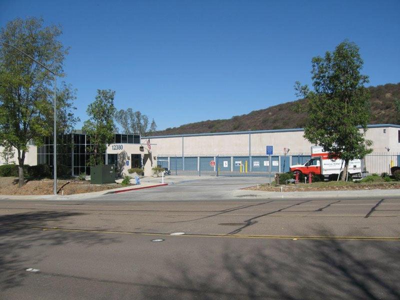 Tour Our Storage Facility Scripps Poway Self Storage